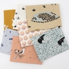 Charley Harper for Birch Organic Fabrics, New Frontier PRE-CUT in FAT QUARTERS 10 Total