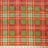 PREORDER NOW, Jay-Cyn Designs for Birch Organic Fabrics, Camp Holiday, Vertical Plaid Holiday