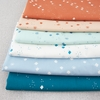 Jenny Ronen for Birch Organic, Basics, Fabric Collection Bundle 12 Total