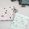 Jenny Ronen for Birch Organic, Dog Park Collection Precut Fat Quarters 6 Total