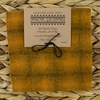 "Primitive Gatherings, Wool 5"" Charm Pack, Squash"