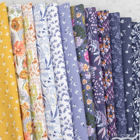 Rae Ritchie for Dear Stella, Botany in HALF YARDS 12 Total