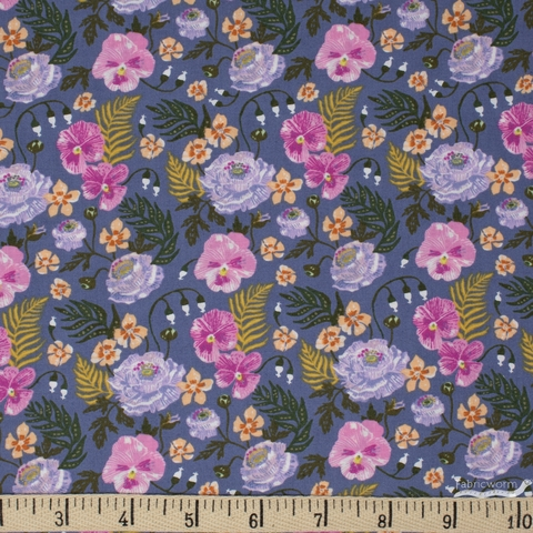 Rae Ritchie for Dear Stella, Botany, Pansies Multi
