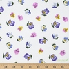 Rae Ritchie for Dear Stella, Ghostwood, Pansies White