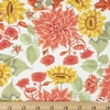 Rae Ritchie for Dear Stella, Hygge, Autumn Floral White