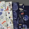 Rae Ritchie for Dear Stella, Love You to the Moon, Forest Stuff Navy