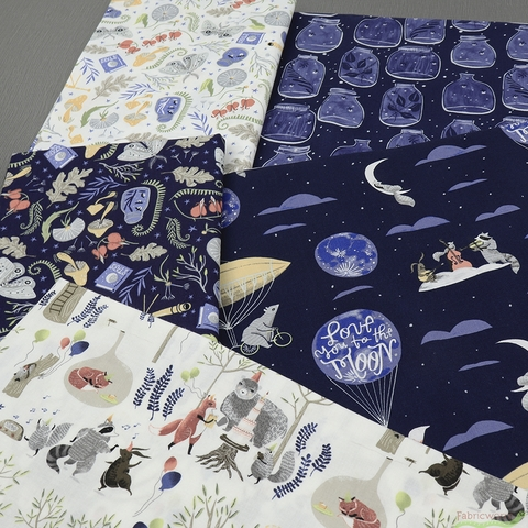 Rae Ritchie for Dear Stella, Love You to the Moon, Treetop Party Multi