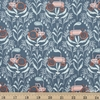 Rae Ritchie for Dear Stella, Poppy Prairie, Tractors Teal