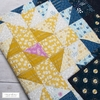 Rashida Coleman-Hale for Ruby Star Society, Stellar Comet Quilt Kit