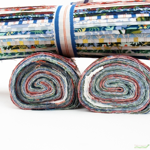 Rifle Paper Co. for Cotton and Steel, Meadow, Entire Collection PRE-CUT Fat Quarter Fabric Roll