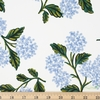 Rifle Paper Co. for Cotton and Steel, Meadow, Hydrangea Cream