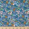 Rifle Paper Co. for Cotton and Steel, Meadow, Meadow Blue Fat Quarter