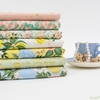 Rifle Paper Co. for Cotton and Steel, Primavera, Scent of Spring in FAT QUARTERS 7 Total (PRECUT)