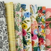 Rifle Paper Co. for Cotton and Steel, Wildwood, Cream and Sugar in FAT QUARTERS 7 Total (PRECUT)