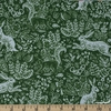 Rifle Paper Co. for Cotton and Steel, Wildwood, Fable Green