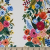 Rifle Paper Co. for Cotton and Steel, Wildwood, Garden Party Vines Cream