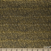 Rifle Paper Co. for Cotton and Steel, Wildwood, LAWN, Hatchmarks Navy Metallic
