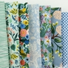 Rifle Paper Co. for Cotton and Steel, Wildwood, Mint Chip in HALF YARDS 7 Total