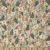 Rifle Paper Co. for Cotton and Steel, Wildwood, Wildflowers Pink