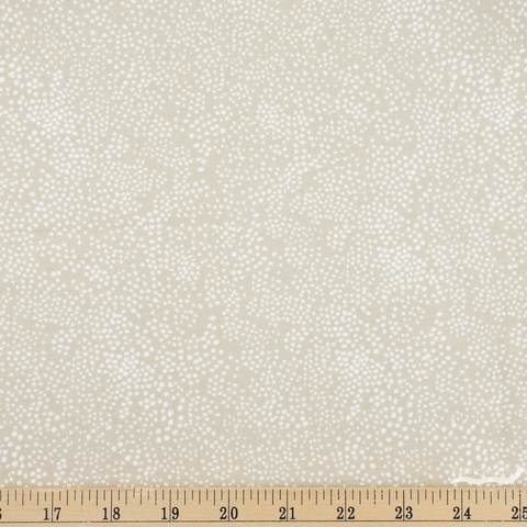 Rifle Paper Co. for Cotton + Steel, Basics, Menagerie Champagne Linen
