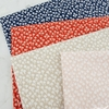 Rifle Paper Co. for Cotton + Steel, Basics, Tapestry Dot Navy