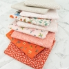 Rifle Paper Co. for Cotton + Steel, Basics, Tapestry Dot Rifle Red
