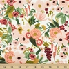 Rifle Paper Co. for Cotton + Steel, Garden Party, Main Party Rose