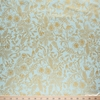 Rifle Paper Co. for Cotton + Steel, Holiday Classics, Colette Mint Metallic