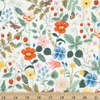 Rifle Paper Co. for Cotton + Steel, Strawberry Fields, Main Fields Ivory