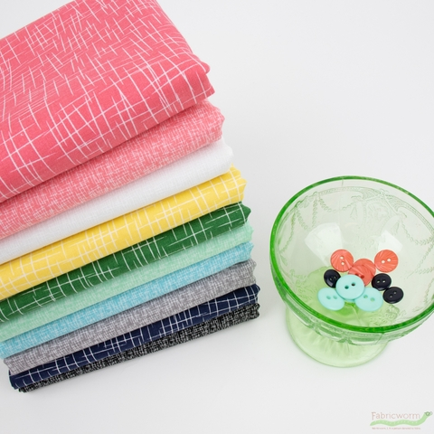 Riley Blake, Hashtag in FAT QUARTERS 10 Total (PRECUT)