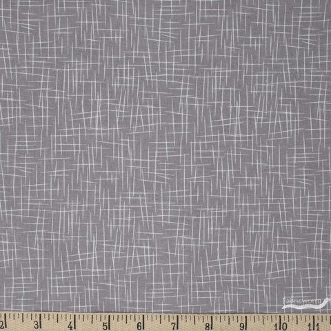 Riley Blake, Hashtag, Large Gray