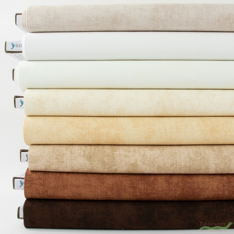 Riley Blake, Shades, Neutral in FAT QUARTERS 8 Total