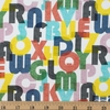 Robert Kaufman, A to Z Animals, Letters White