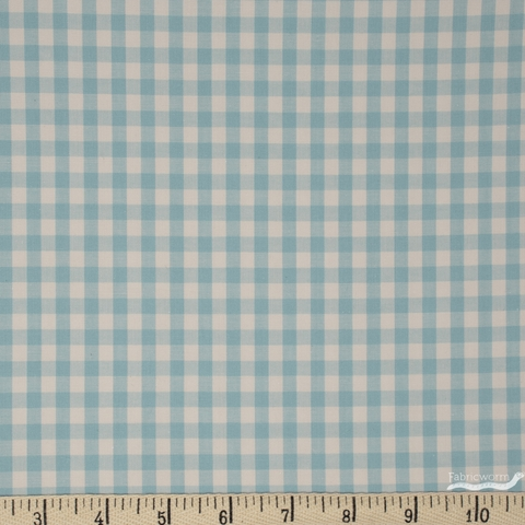 Robert Kaufman, Crawford Gingham, Blue