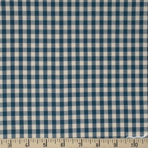 Robert Kaufman, Crawford Gingham, Navy