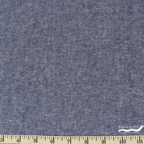 Robert Kaufman, Essex CANVAS Yarn Dyed, Denim