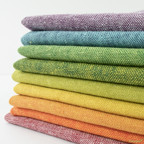 Robert Kaufman, Essex Yarn Dyed Linen, Malibu
