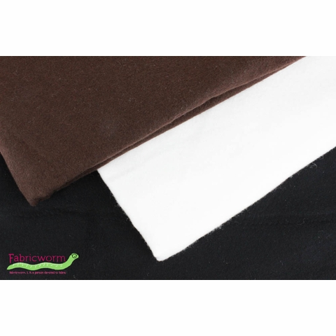 Robert Kaufman, FLANNEL Solids, Espresso
