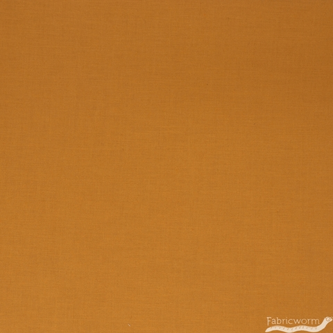Robert Kaufman, Kona Cotton Solids, Amber