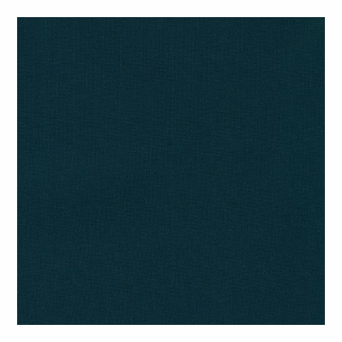 Robert Kaufman, Kona Cotton Solids, Navy