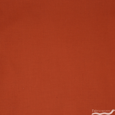 Robert Kaufman, Kona Cotton Solids, Terracotta