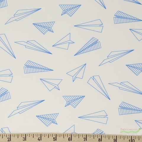 Robert Kaufman, On The Lighter Side, Paper Planes Blue