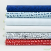 Robert Kaufman, Out of Print in FAT QUARTERS 6 Total (PRECUT)