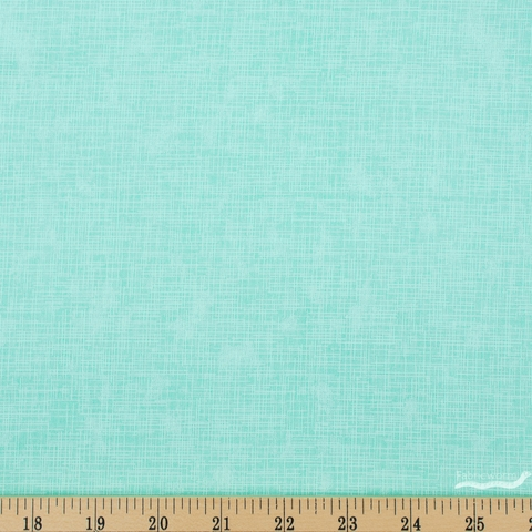 Robert Kaufman, Quilter's Linen, Pool Fat Quarter