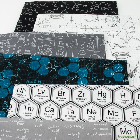 Robert Kaufman, Science Fair, Periodic Table White