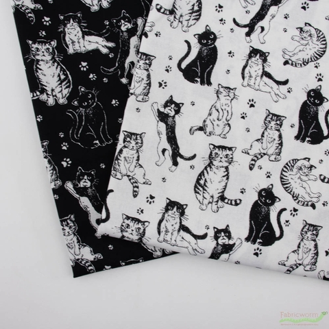 Robert Kaufman, Whiskers & Tails, Silly Kitty Black