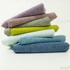 Robert Kaufman, Yarn-Dyed Essex, LINEN, Shades of Cool in FAT QUARTERS 7 Total