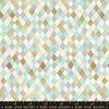 Ruby Star Society, Flurry, Gift Wrap Mint Metallic