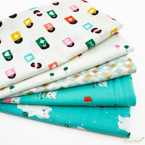 Ruby Star Society, Flurry, Icebox Bundle 5 Total