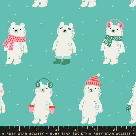 Ruby Star Society, Flurry, Snow Bears Icebox